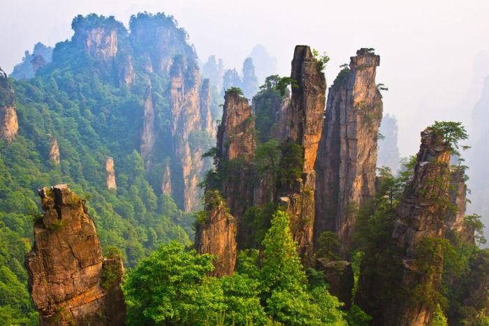 Wulingyuan Park