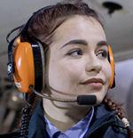 Kerstin Hansen, Ramp Agent