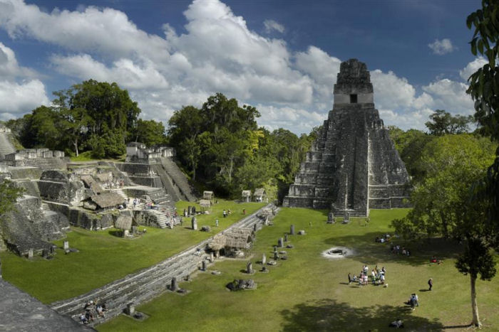 Ruinenstadt Tikal
