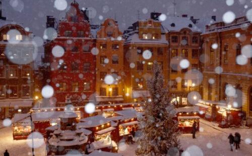 Stockholm Weihnachtsmarkt