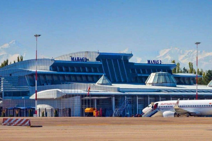 Flughafen Bischkek