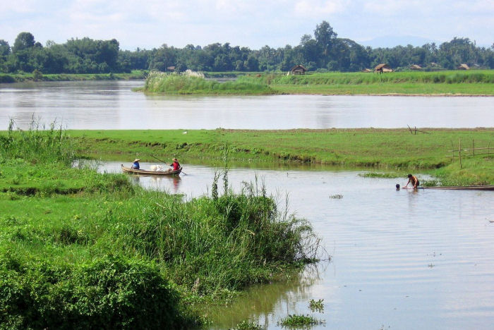 Irawadi bei Bhamo