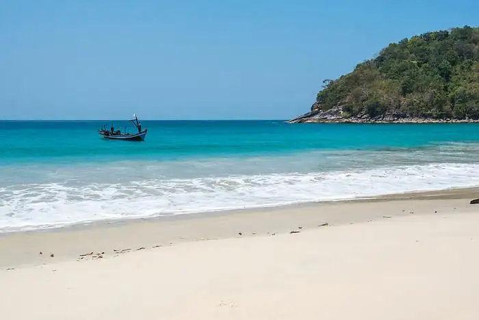 Po Po Kyauk Beach