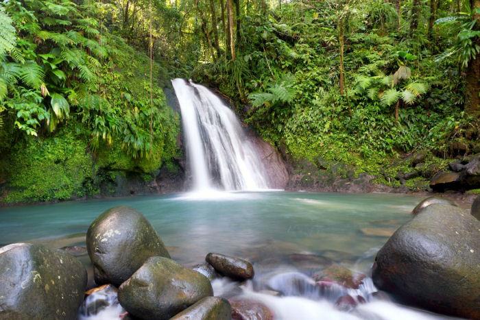 Nationalpark Guadeloupe