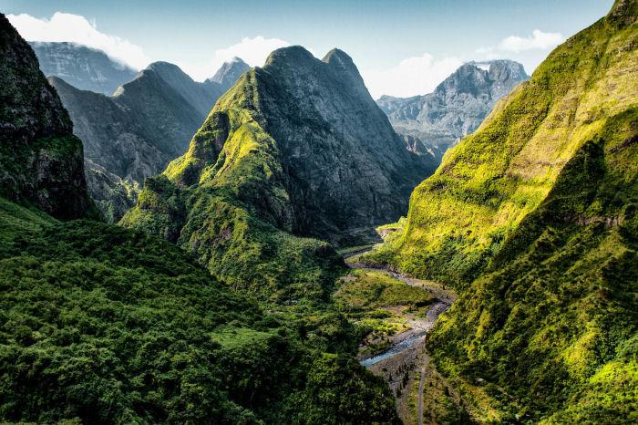 Nationalpark Reunion